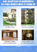 ASSURANCES HABITATION, IMMEUBLES, MOBLIER D'ART, PROPRIETAIRES NON OCCUPANTS